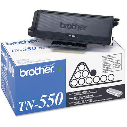 Brother MFC-8660DN cartouche de toner noire authentique
