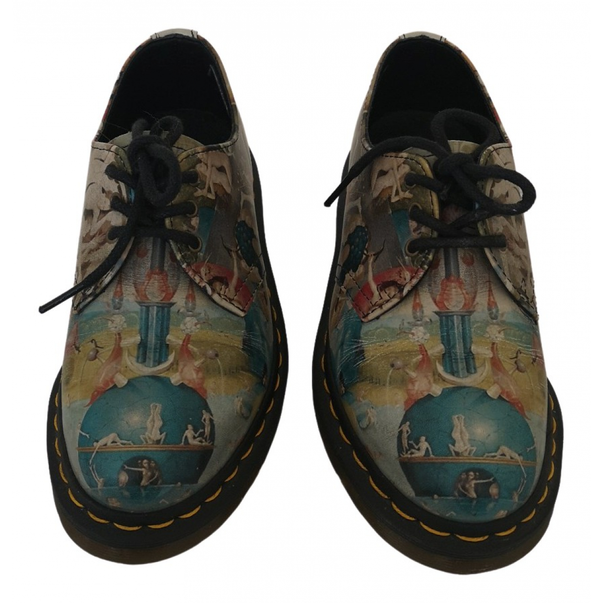 Dr. Martens 1461 (3 eye) Leather Lace ups for Women 36 EU