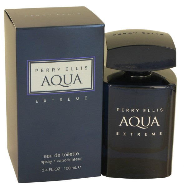 Aqua Extreme - Perry Ellis Eau de toilette en espray 100 ML