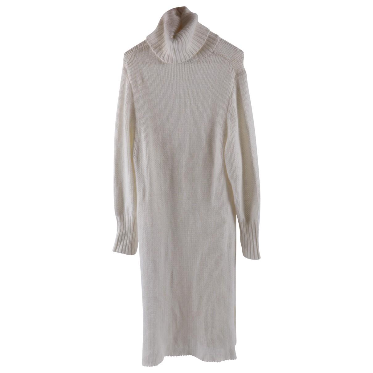 Dion Lee - Robe   pour femme en laine - beige