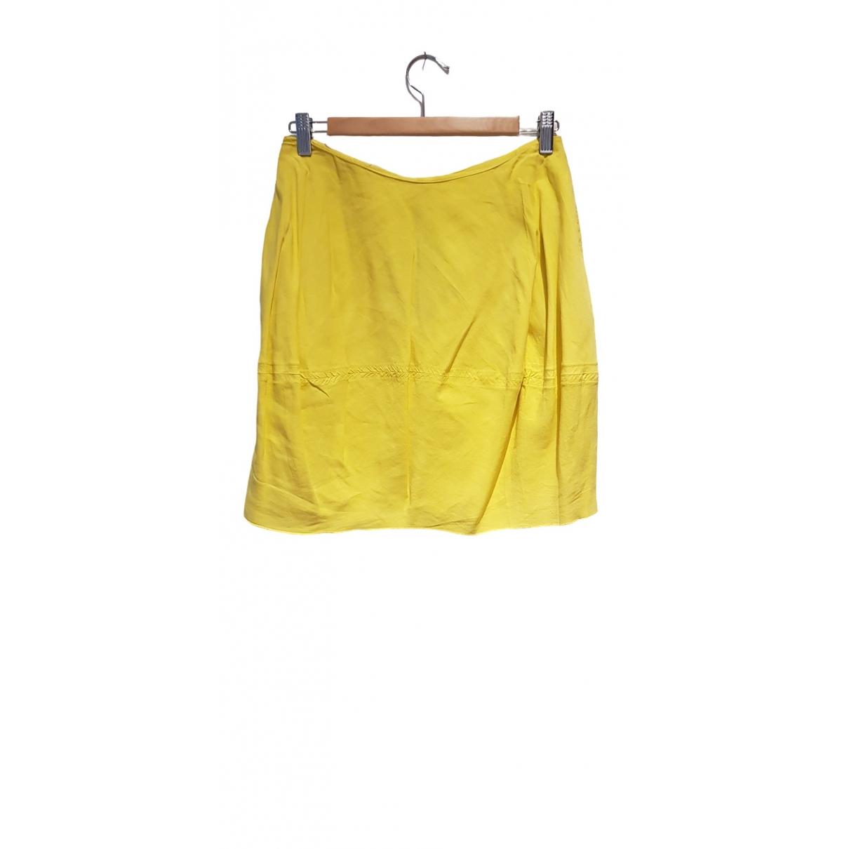 Marni \N Yellow skirt for Women 38 IT