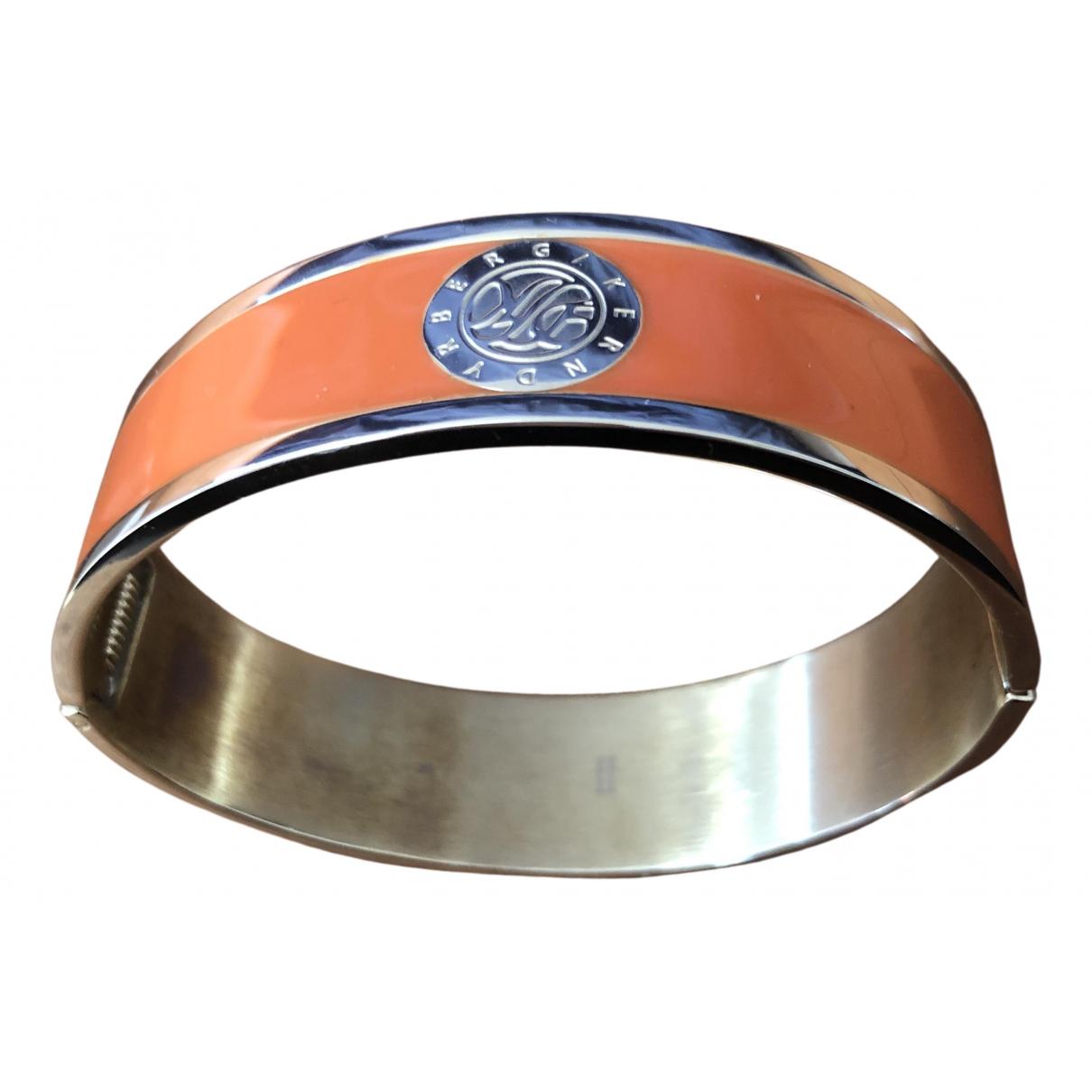 Dyrberg/kern \N Armband in  Orange Stahl