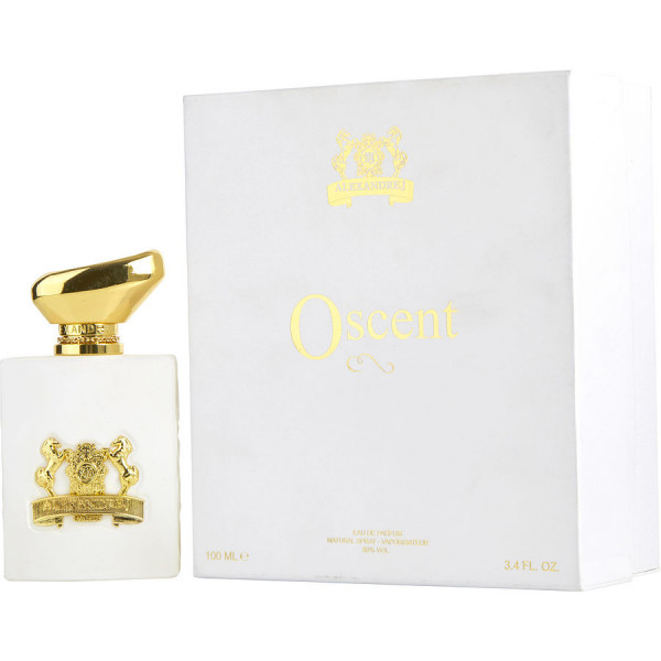 Alexandre J - Oscent White : Eau de Parfum Spray 3.4 Oz / 100 ml