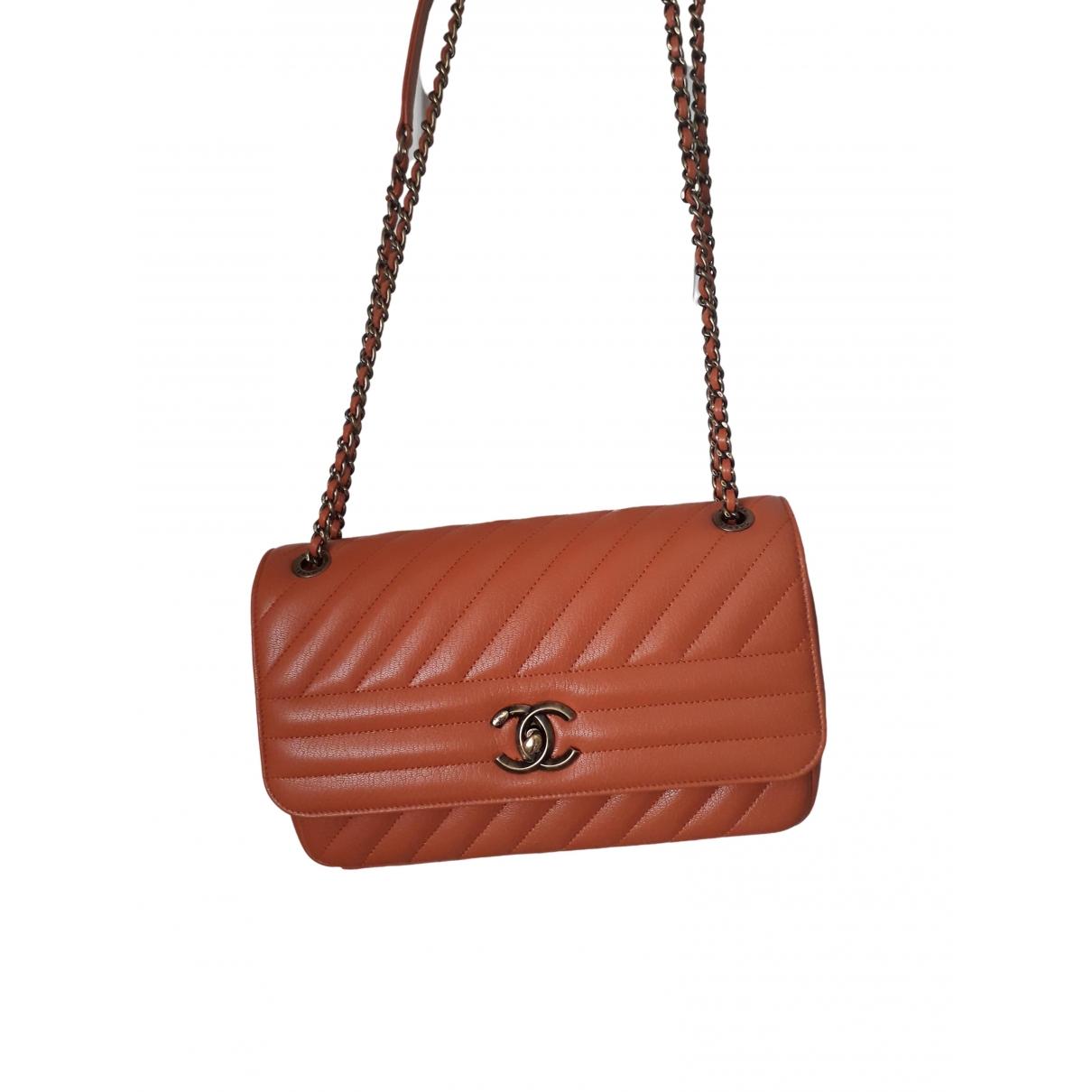 Chanel Timeless/Classique Leather handbag for Women \N
