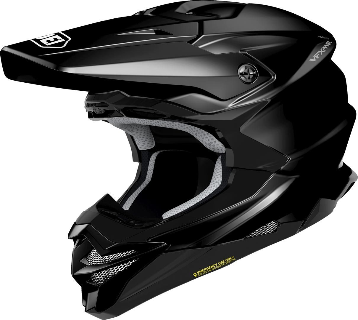 Shoei VFX-WR Casco Motocross Negro 2XL
