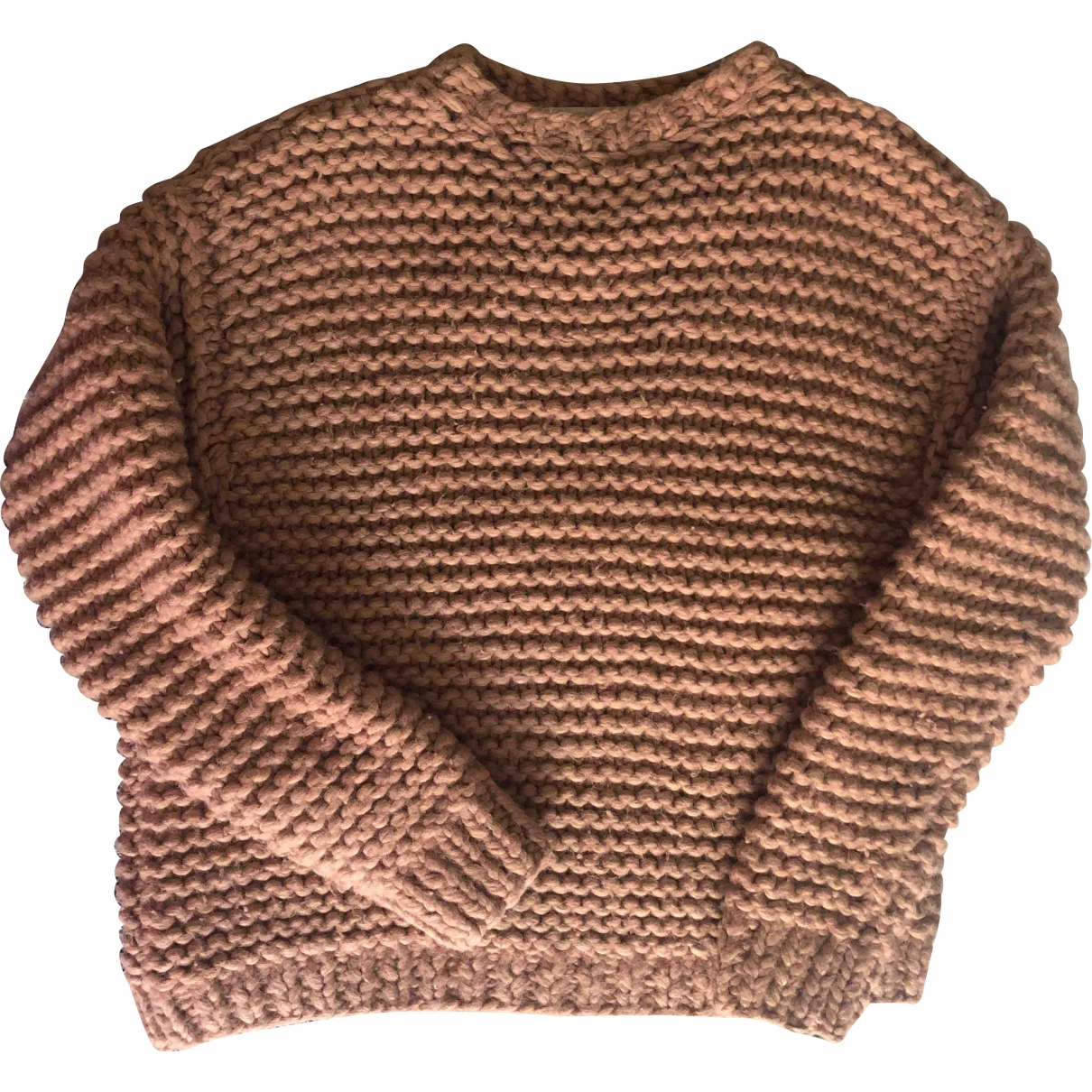 Stella Mccartney \N Pullover in  Rosa Wolle