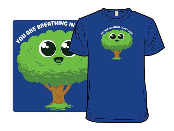 Tree Farts T Shirt
