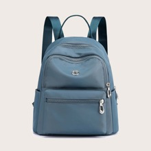 Minimalist Curved Top Backpack