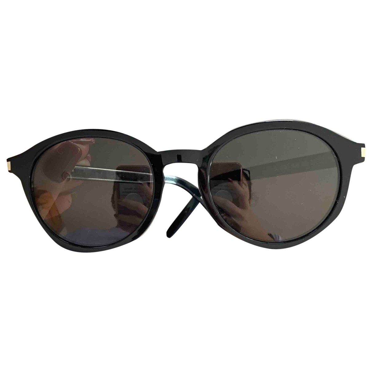Saint Laurent \N Black Sunglasses for Women \N