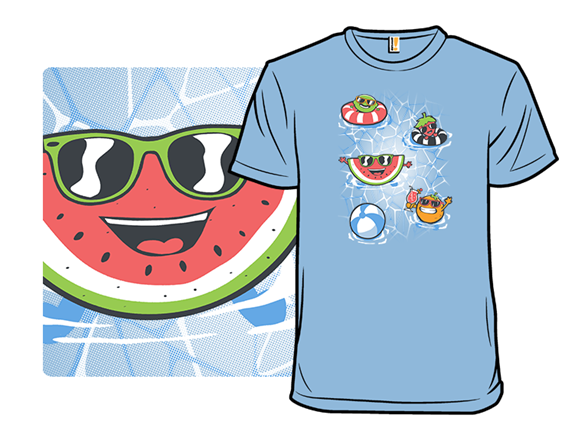 Pool Party T Shirt