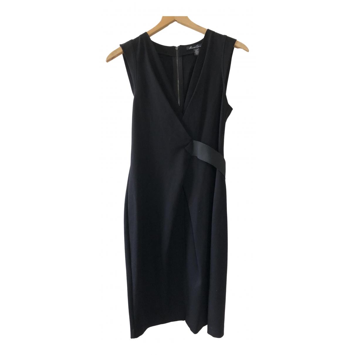 Kenneth Cole - Robe   pour femme en coton - noir