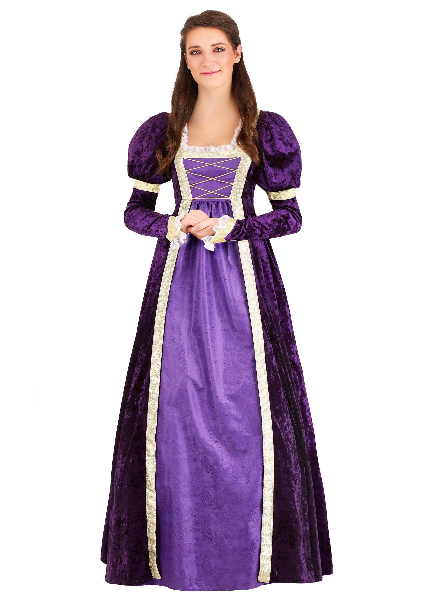 Regal Maiden Women's Costume