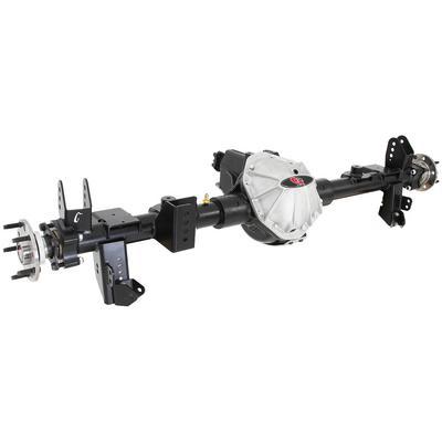 G2 Rock Jock Dana 60 Big Bearing Rear Axle Assembly 4.10 Ratio 35 Spline Axles With ARB Air Locker - JKRJRB410ARB