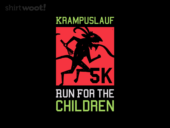 Run For The Children T Shirt