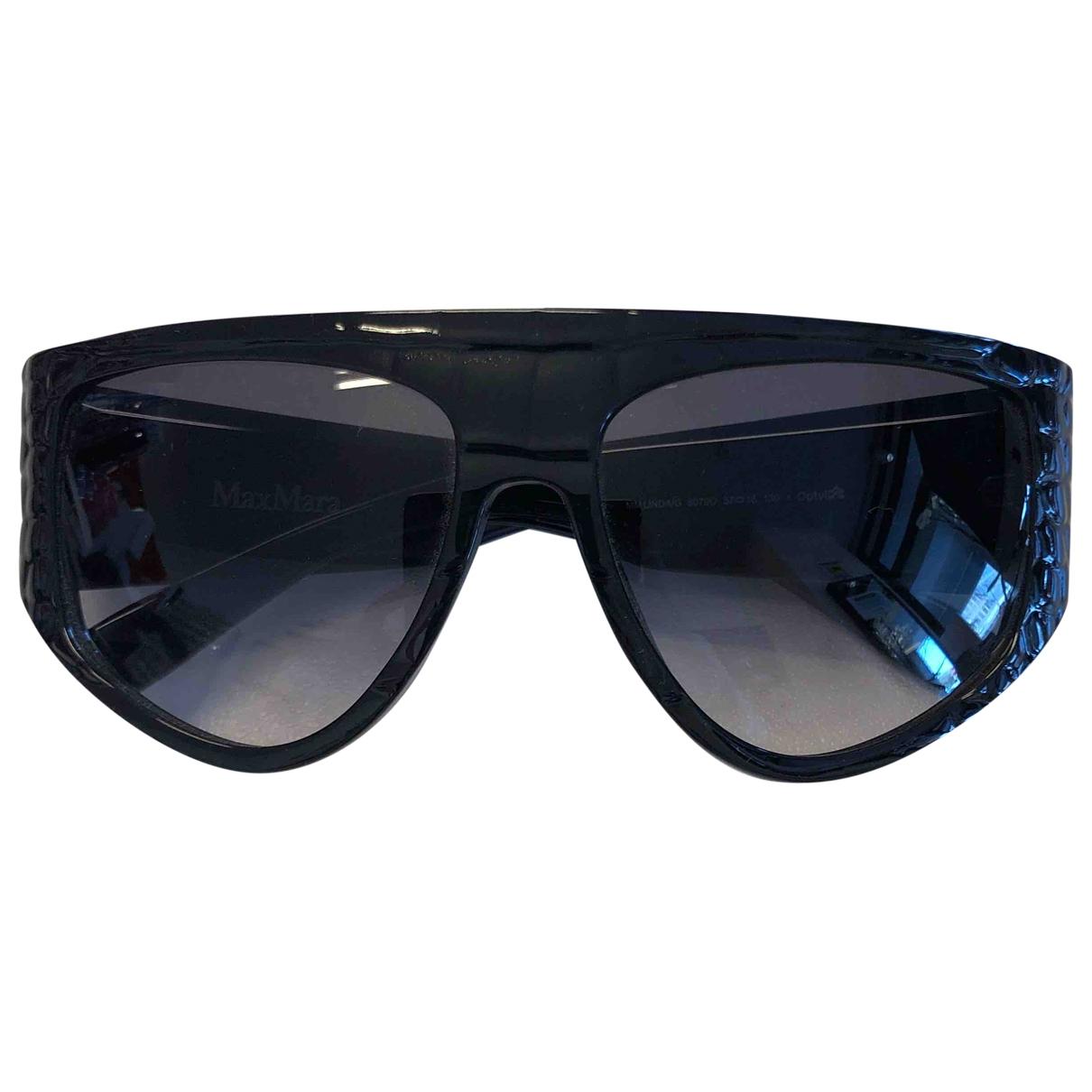 Gafas oversize Max Mara
