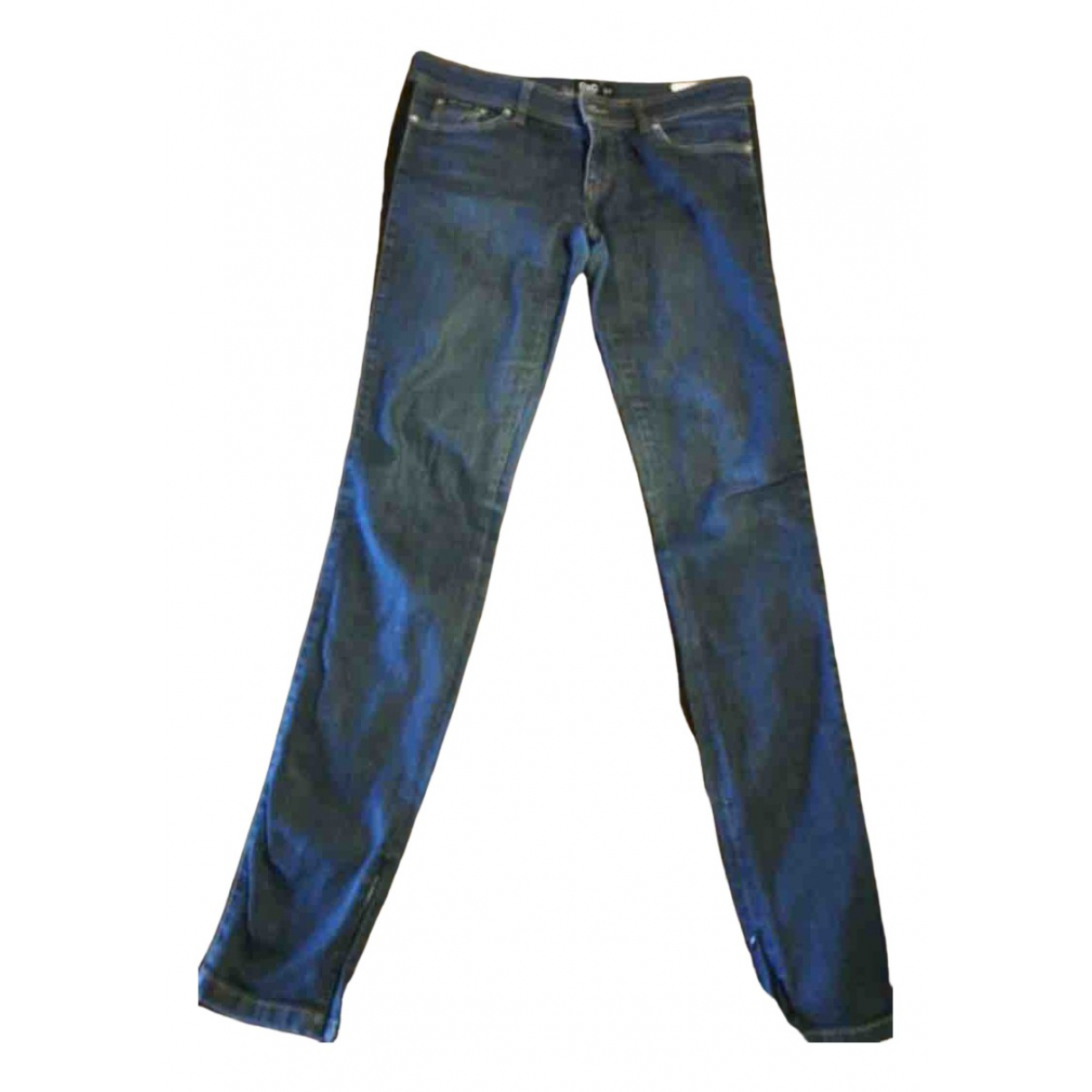D&g N Blue Denim - Jeans Jeans for Women 42 FR