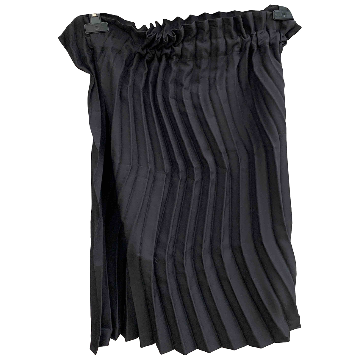 Issey Miyake - Jupe   pour femme - noir