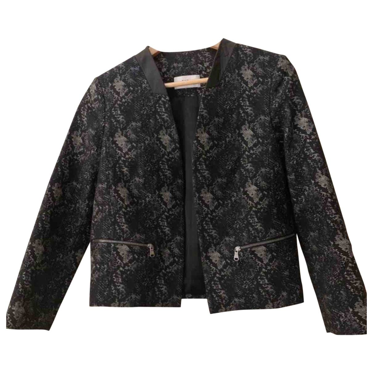 Zapa \N Black jacket for Women 38 FR
