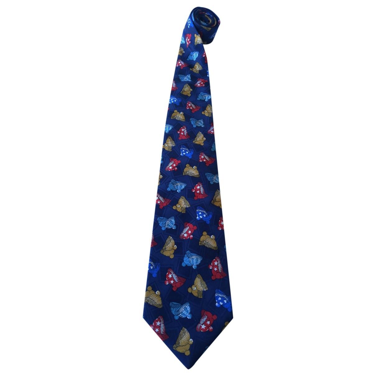 Fendi \N Krawatten in  Bunt Seide