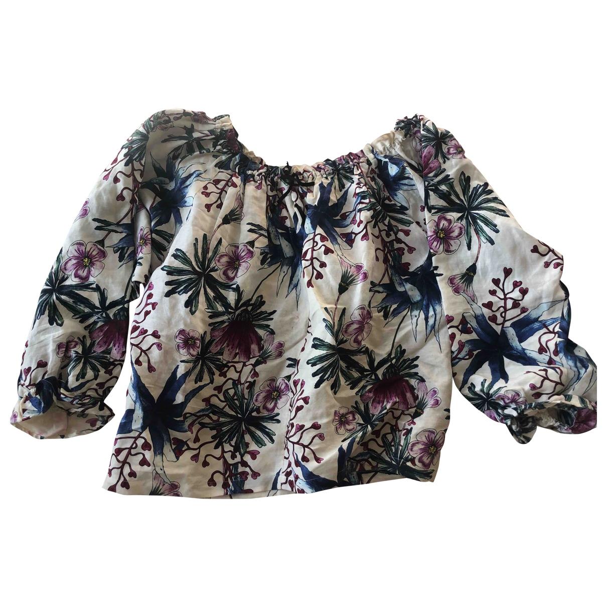 Maje - Top   pour femme en coton