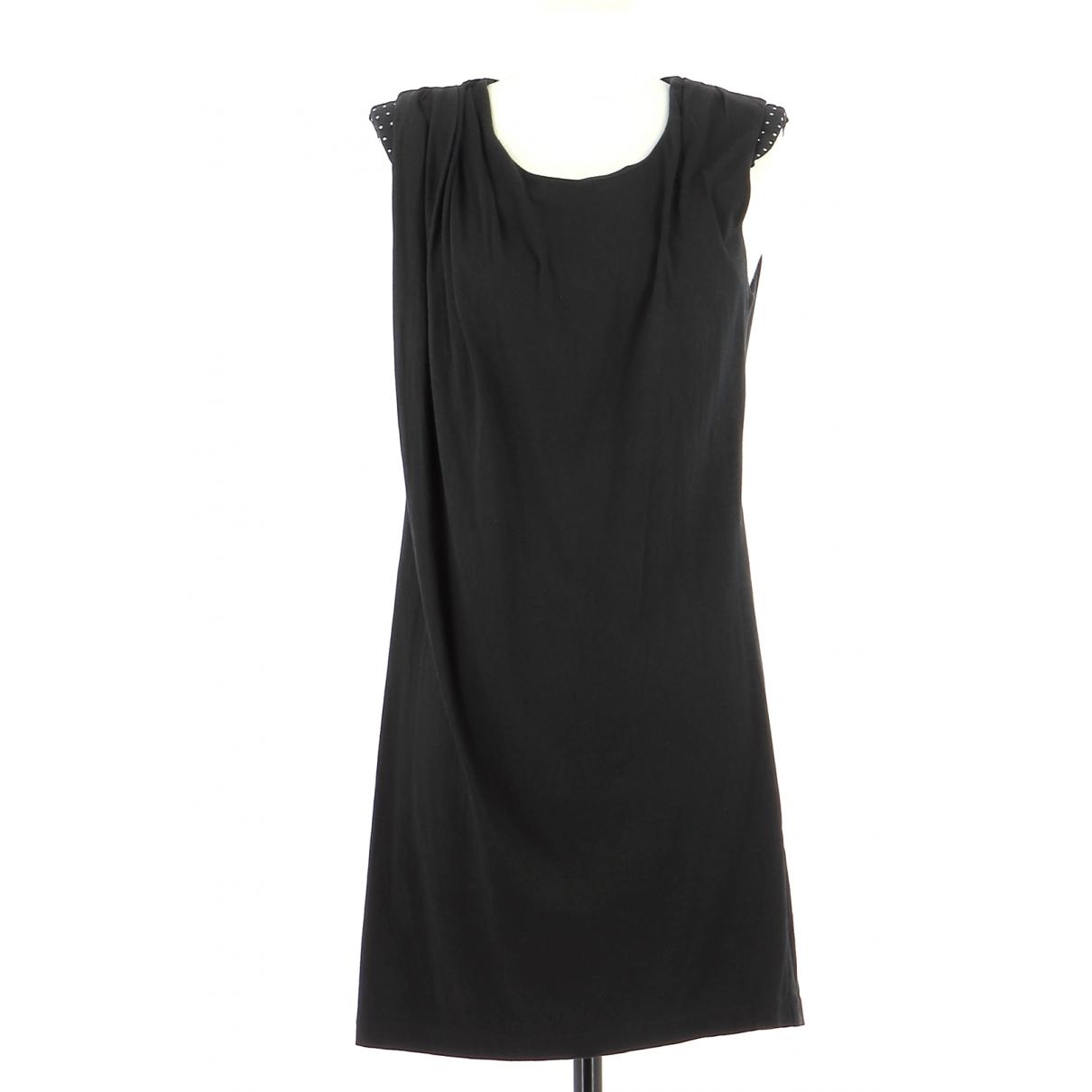 Maje \N Black dress for Women 38 FR