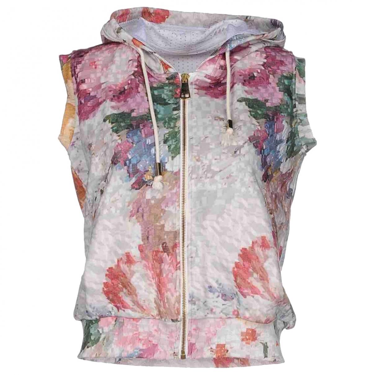 Jijil - Veste   pour femme en coton - multicolore