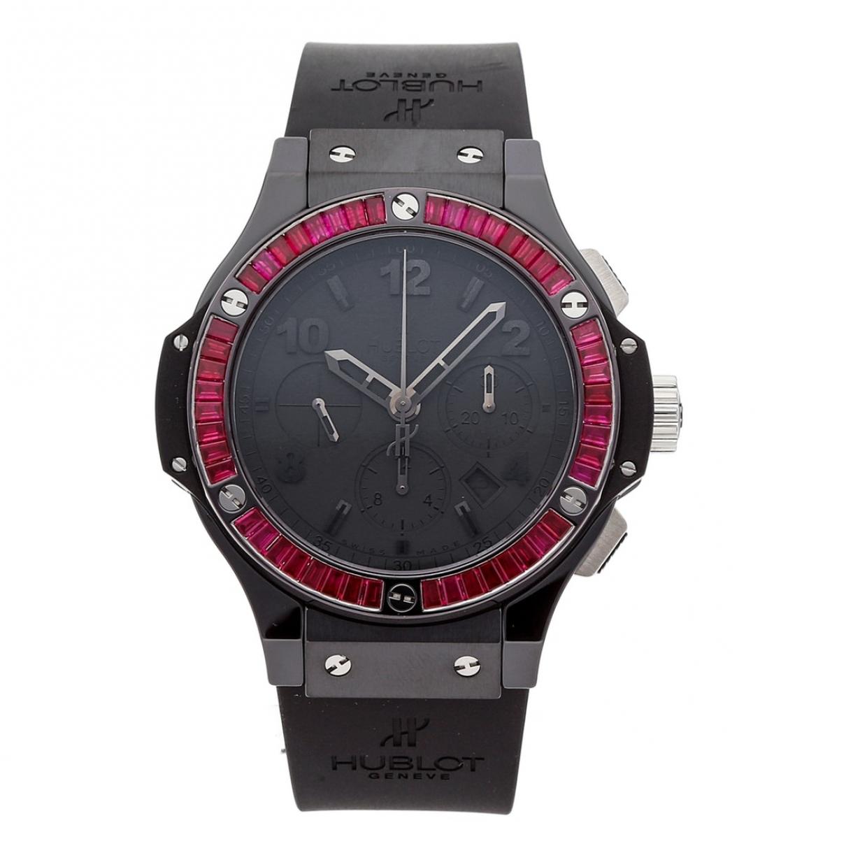 Hublot Big Bang  Black Ceramic watch for Men \N