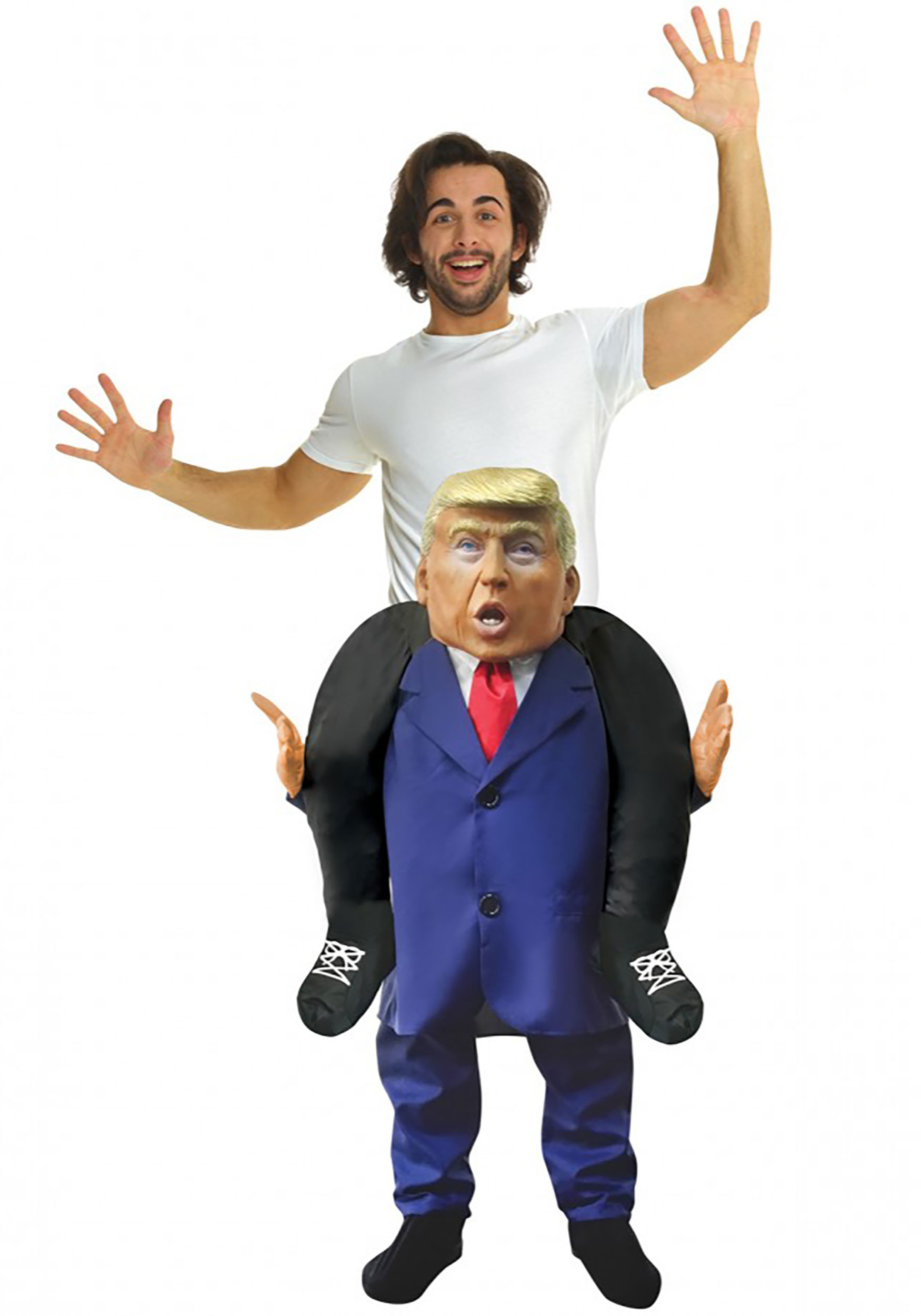 Adult Presidential Piggyback Costume