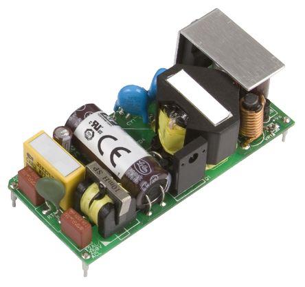 XP Power , 30W AC-DC Converter, 9V dc, Open Frame, Medical Approved