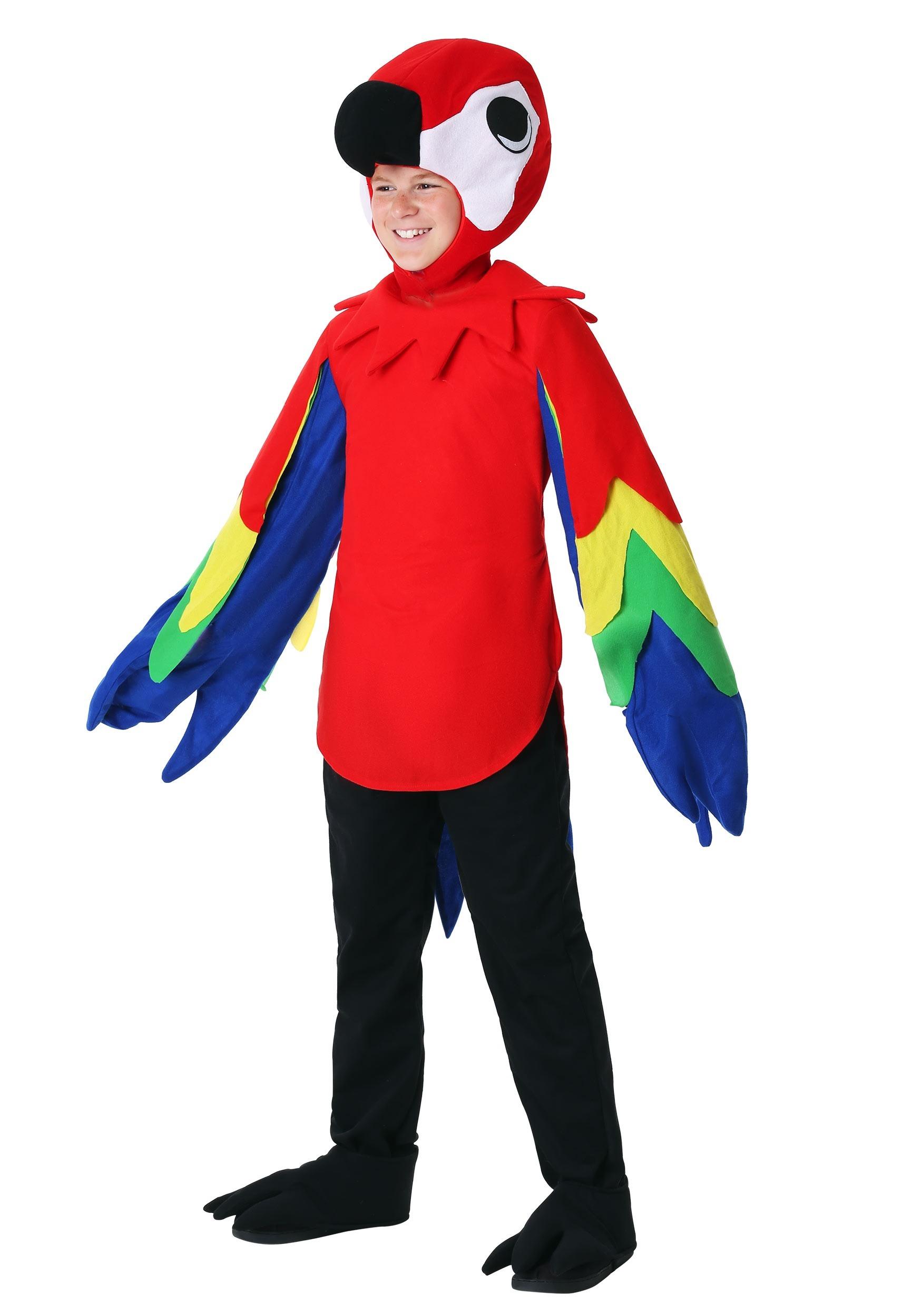 Parrot Costume for Children