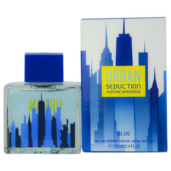 Urban Seduction Blue - Antonio Banderas Eau de Toilette Spray 100 ML