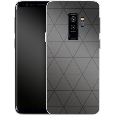 Samsung Galaxy S9 Plus Silikon Handyhuelle - Ash von caseable Designs
