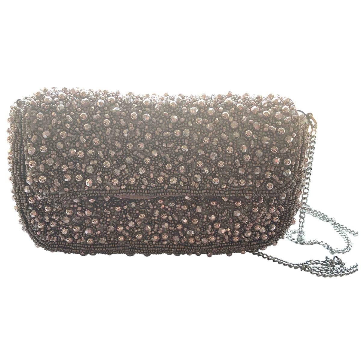 Bolsos clutch en Algodon Zara