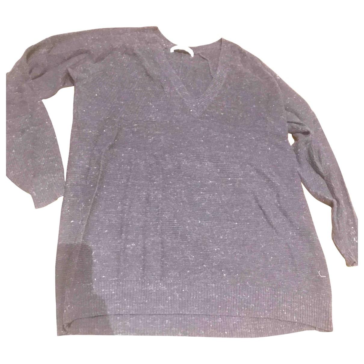 Rodebjer \N Pullover in  Blau Baumwolle