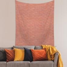 Brick Pattern Tapestry