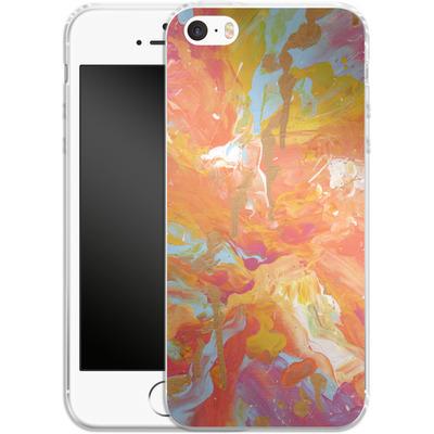 Apple iPhone 5s Silikon Handyhuelle - Ocaso von Kaitlyn Parker
