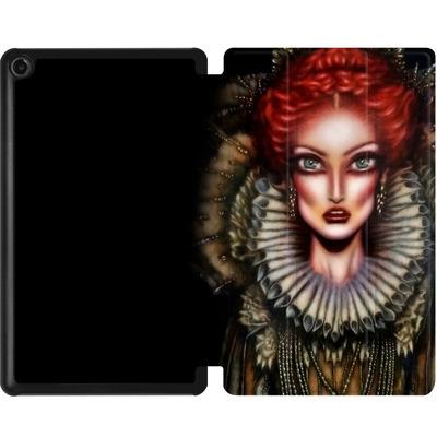 Amazon Fire 7 (2017) Tablet Smart Case - Queen Elizabeth I von Tiago Azevedo