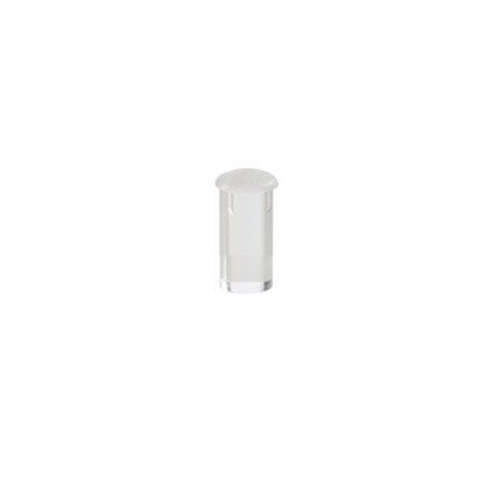 Bivar PLP2-100 , Panel Mount LED Light Pipe, Clear Round Lens (100)
