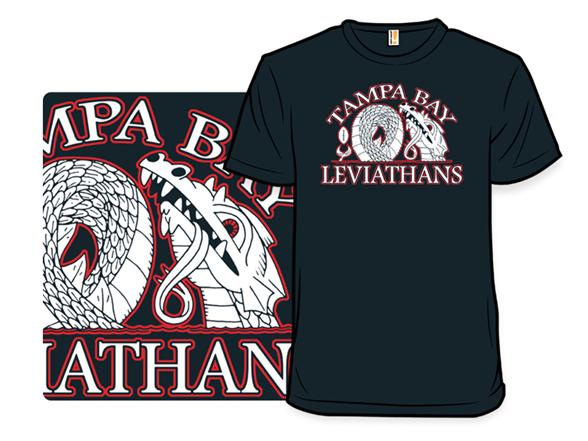 Tampa Bay Leviathan T Shirt