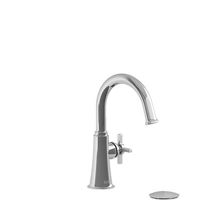 Momenti MMRDS01+C-05 Single Hole Lavatory Faucet with + Cross Handle 0.5 GPM  in