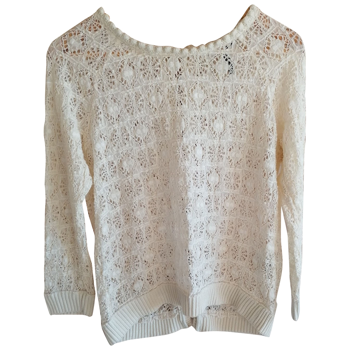 Isabel Marant \N White Cotton  top for Women 1 0-5