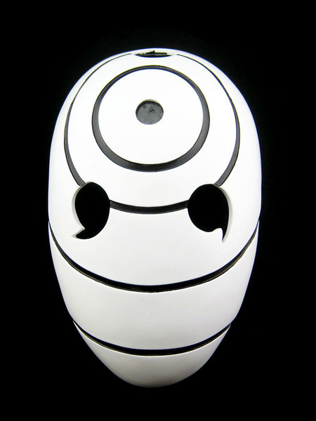 Milanoo Naruto Uchiha Madara Anime Cosplay Mask Halloween