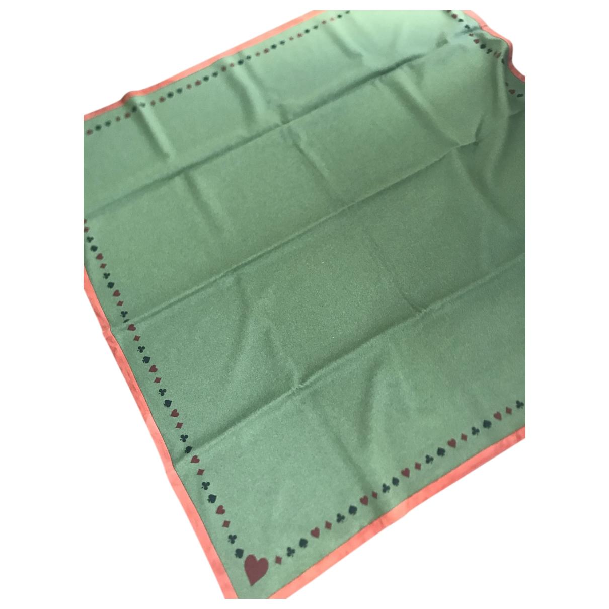 Loro Piana - Linge de maison   pour lifestyle en laine - vert