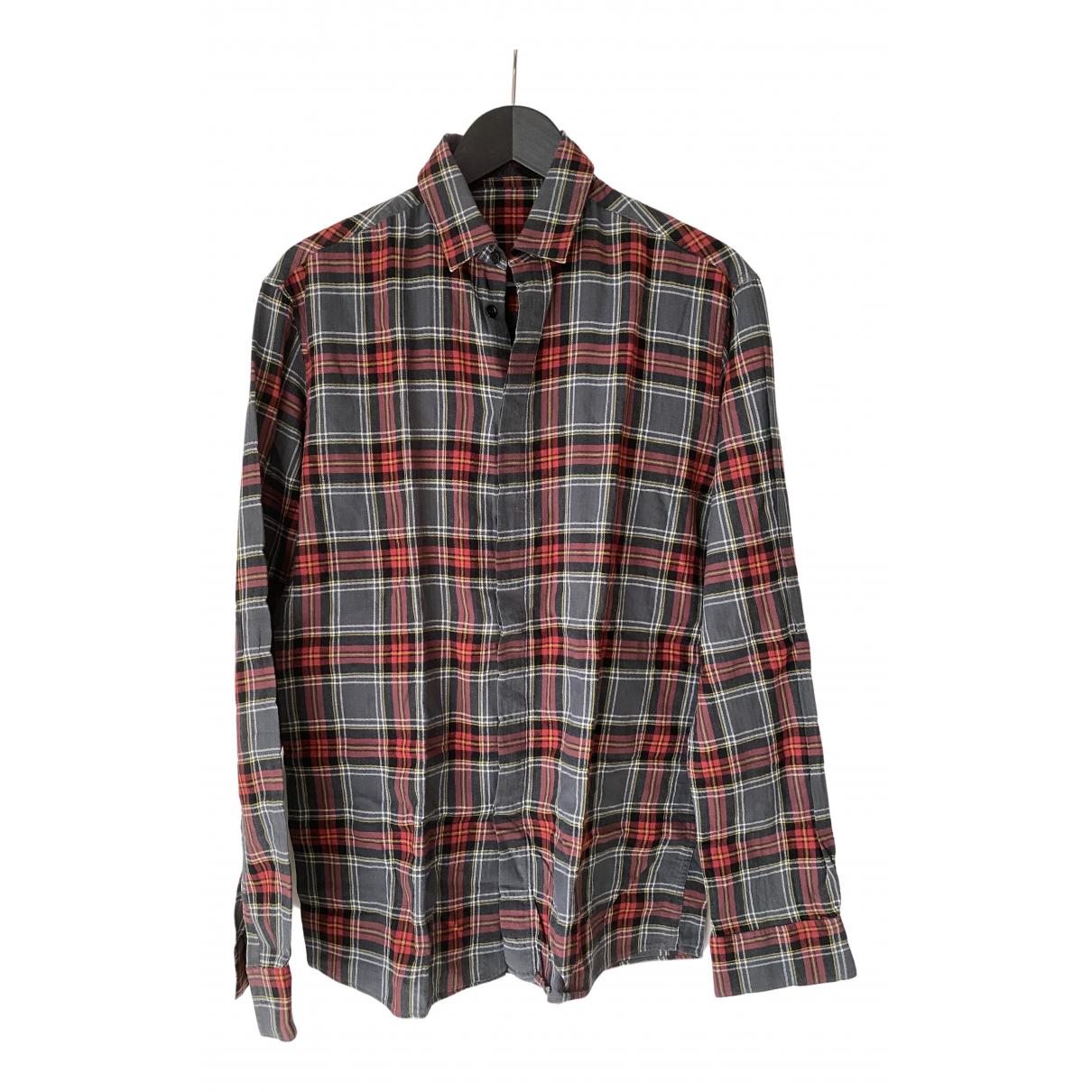 Haider Ackermann - Chemises   pour homme en coton - multicolore
