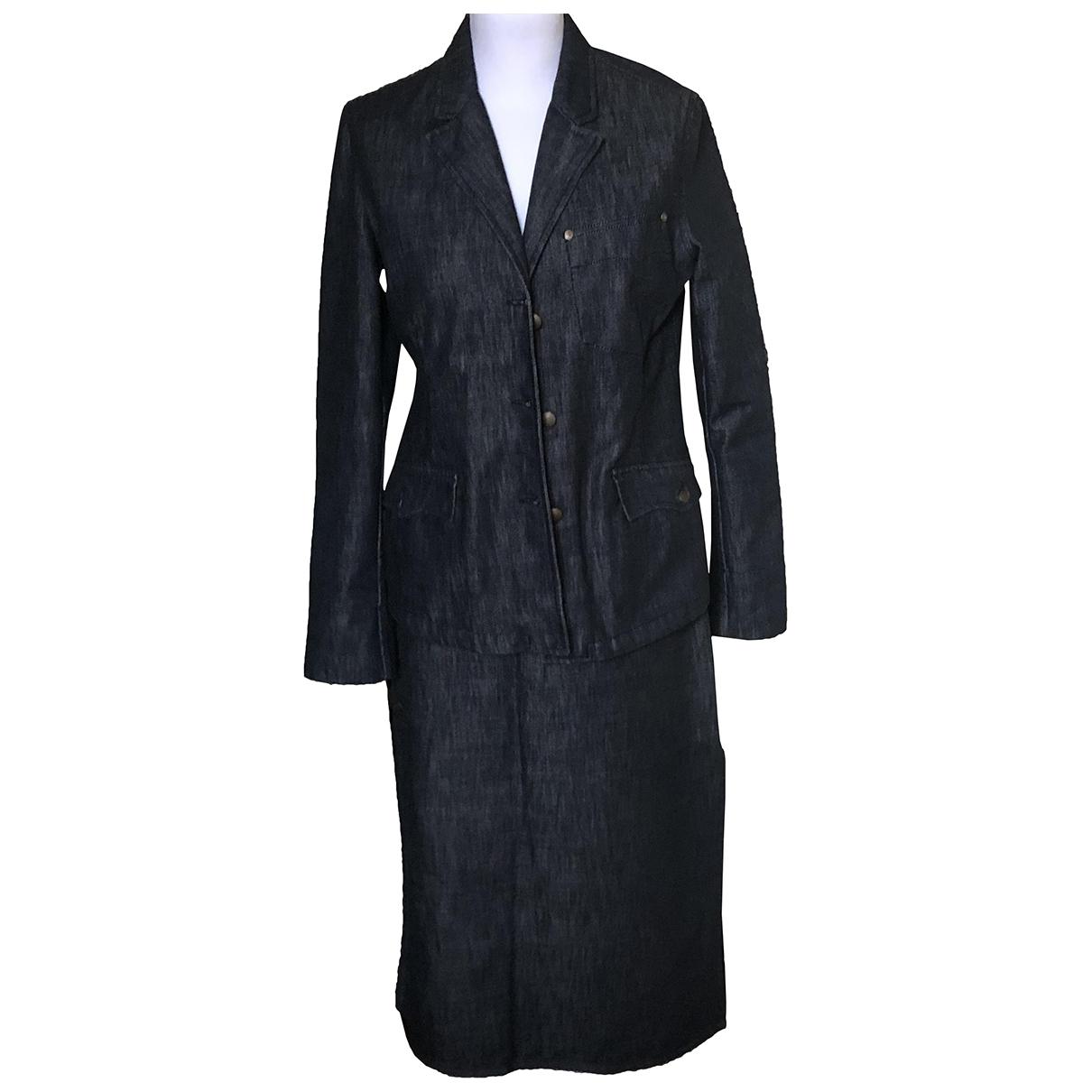 Miu Miu \N Denim - Jeans dress for Women 46 FR