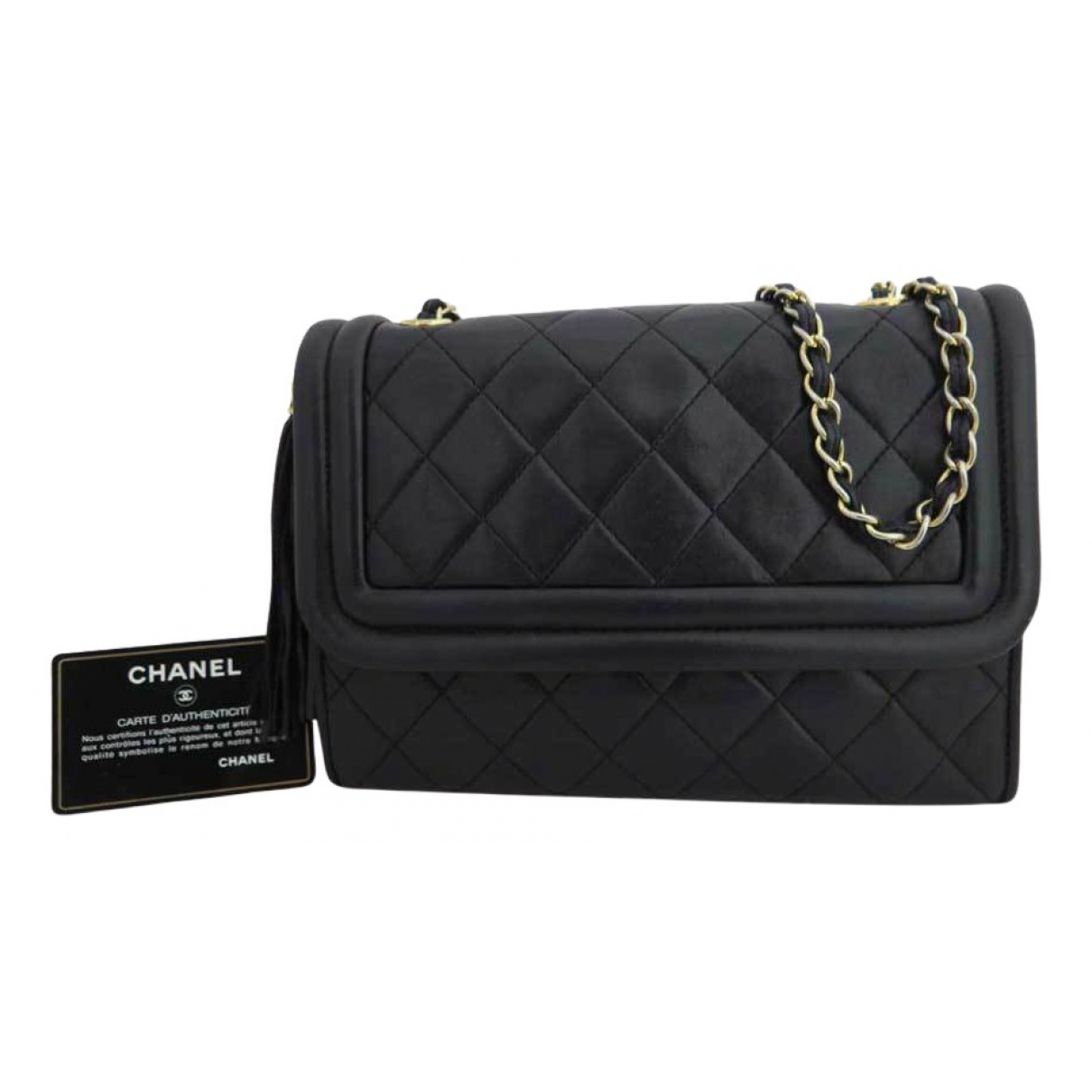 Bolso  de Cuero Chanel