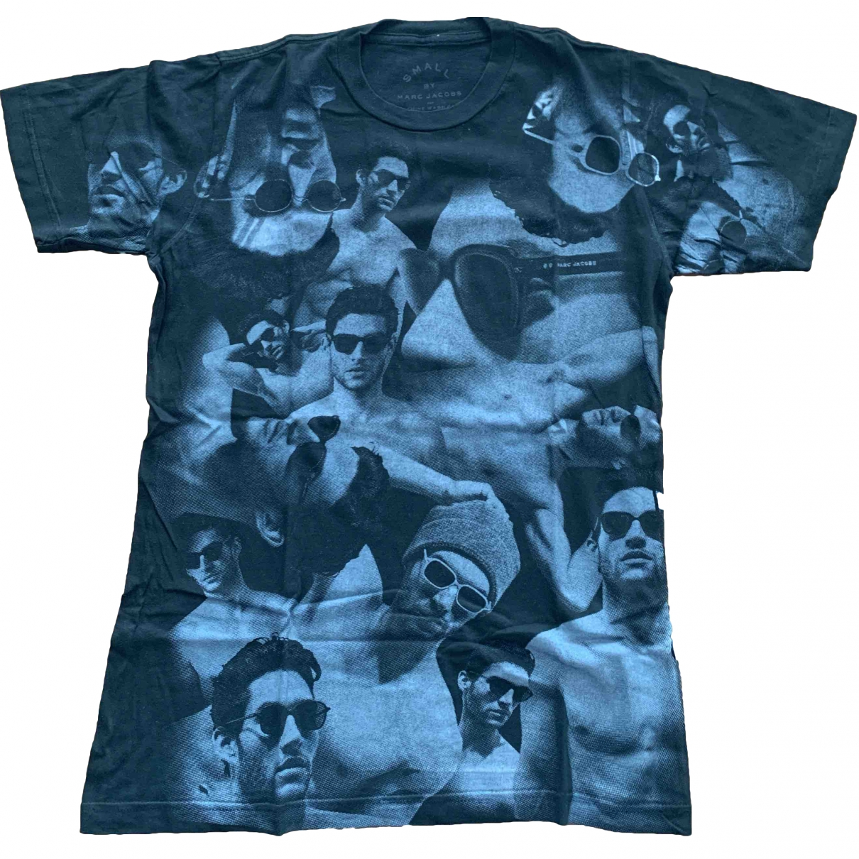 Marc By Marc Jacobs \N T-Shirts in  Blau Baumwolle