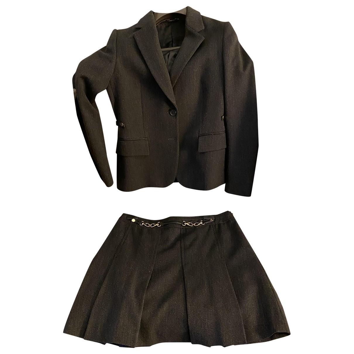 Gucci \N Grey Wool jacket for Women 42 IT
