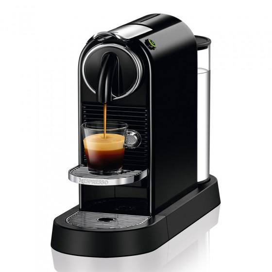 """Kaffeemaschine Nespresso """"Citiz Black"""""""