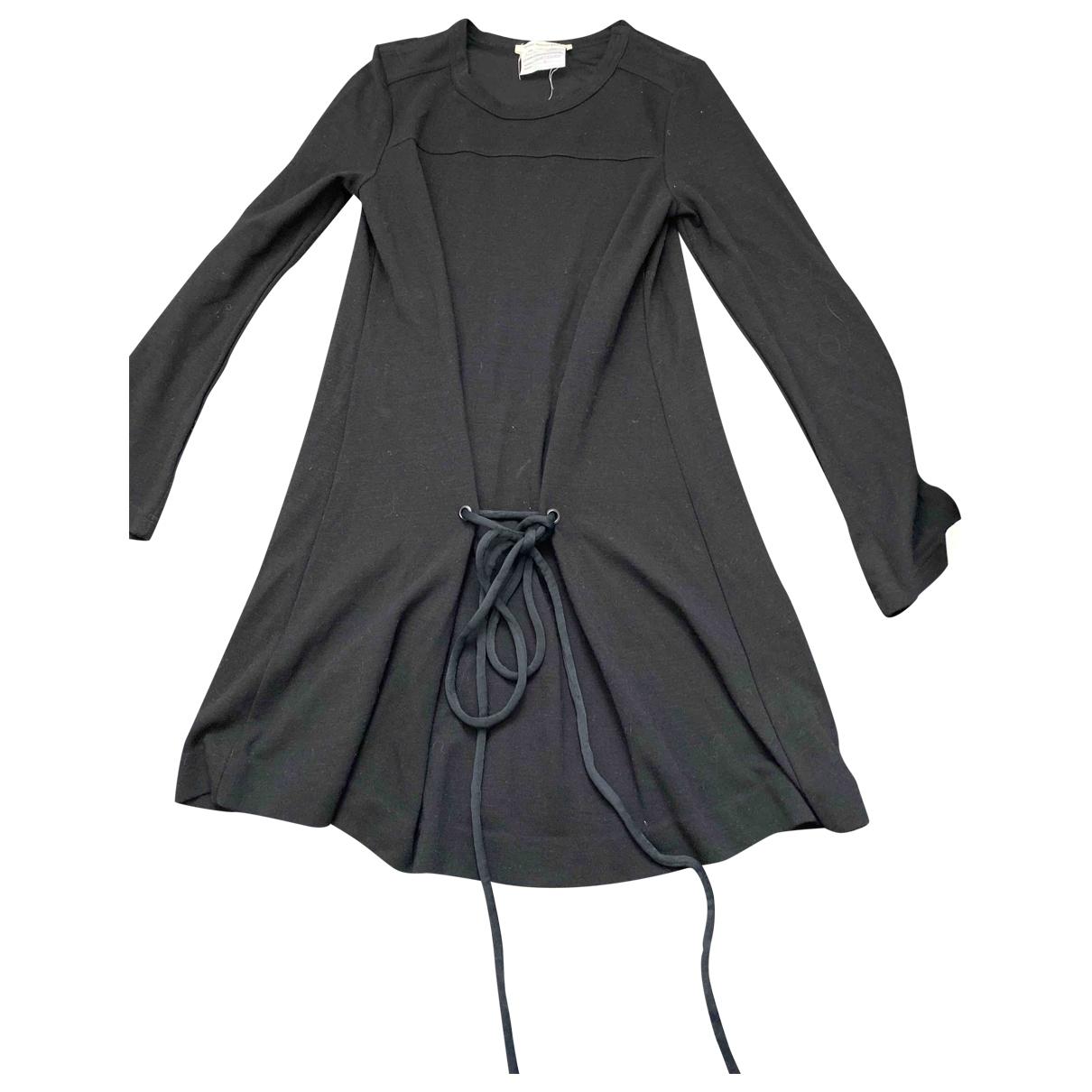 Isabel Marant \N Kleid in  Schwarz Polyester